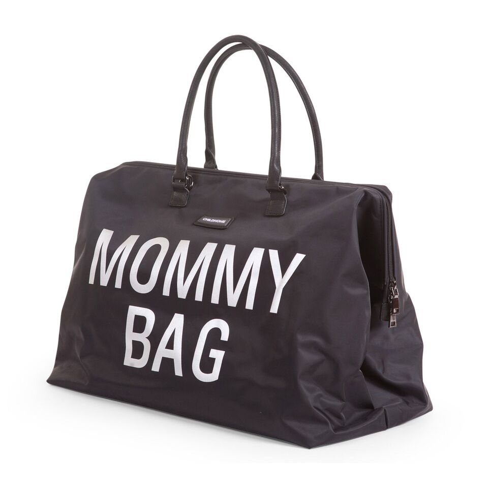 Childhome Mommy Bag Negra