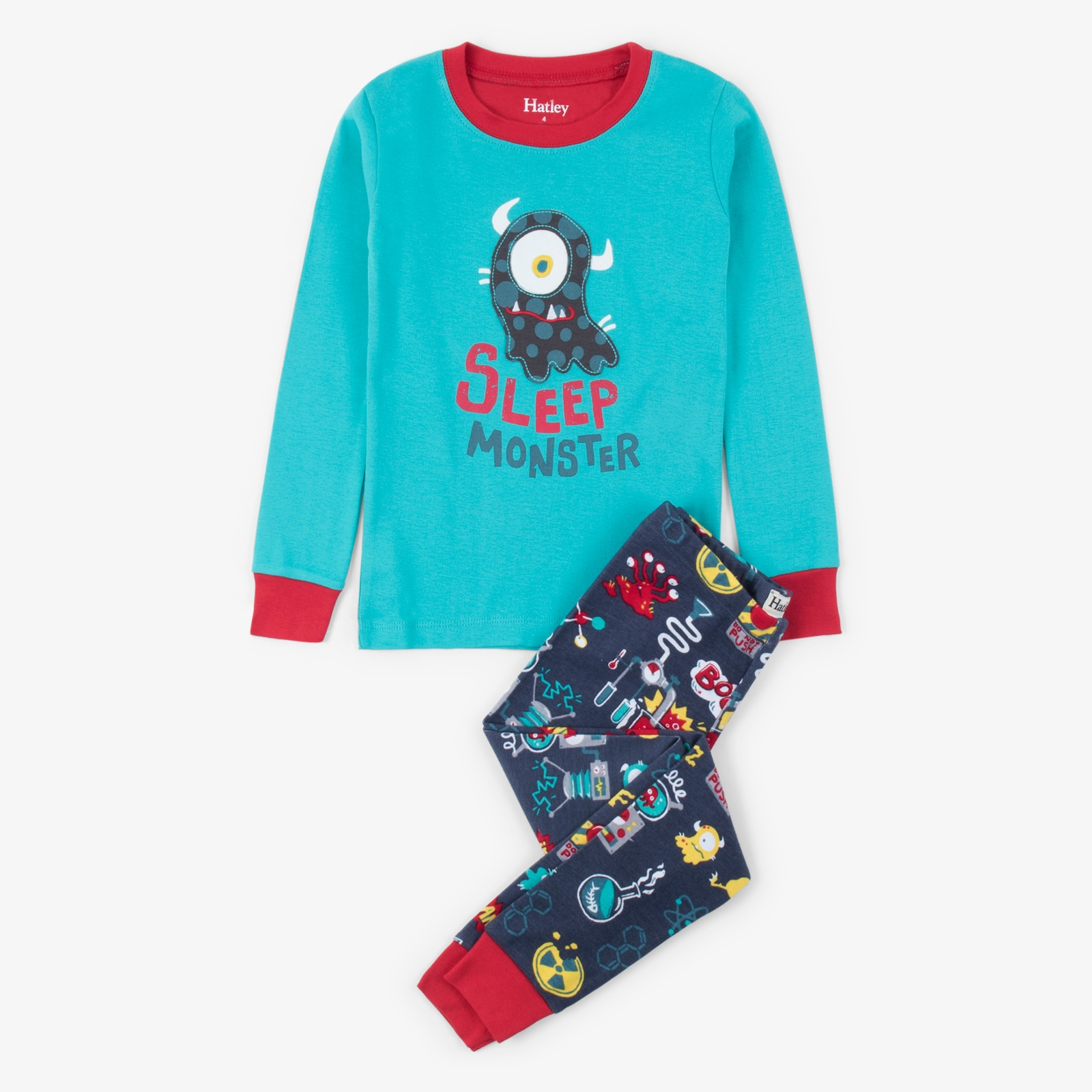 Hatley pijama niño/a sleep monster