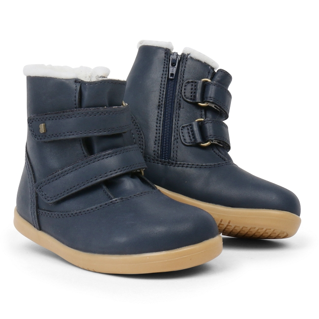 Bobux I Walk Aspen Boot Dark Navy