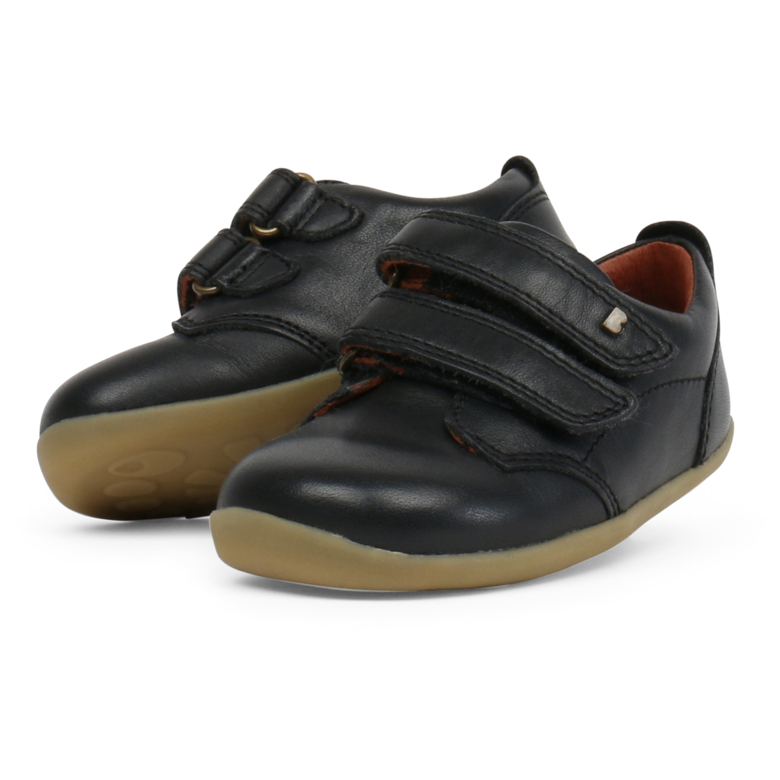 Bobux Step Up Port Shoe Black