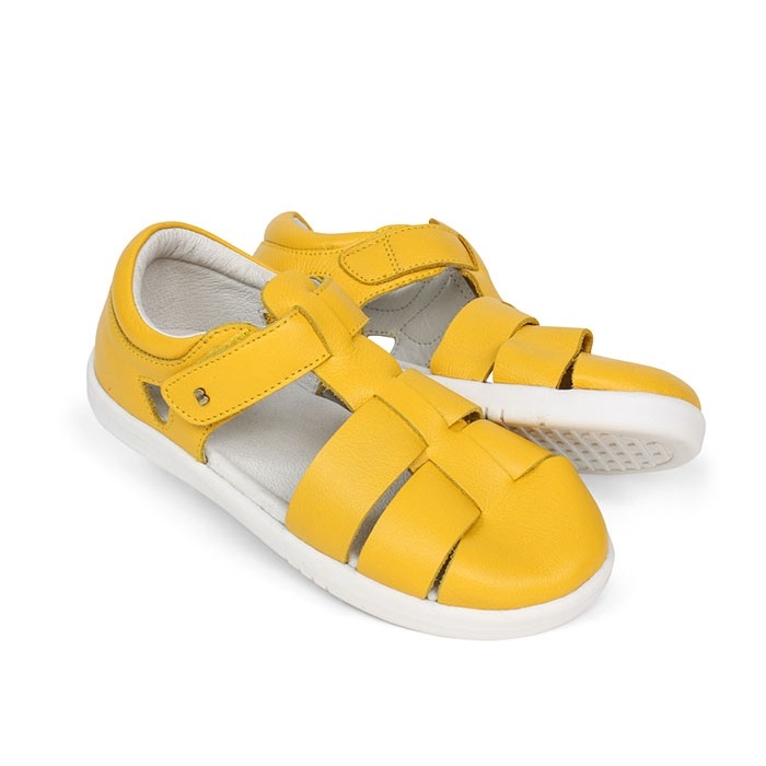 Bobux I Walk Yellow Tidal