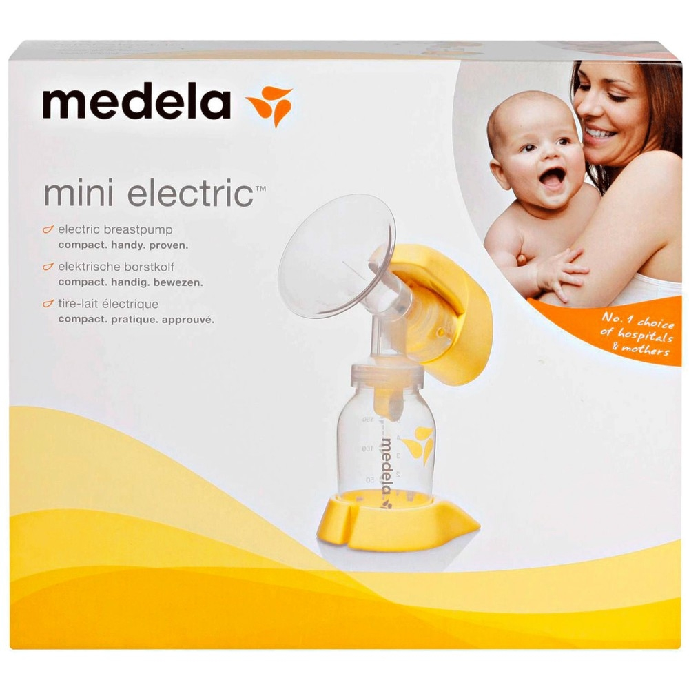 Extractor de leche electrónico Mini Electric de Medela